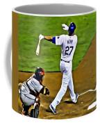 La Dodgers Matt Kemp Coffee Mug