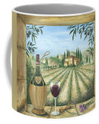 La Dolce Vita Coffee Mug by Marilyn Dunlap