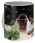 La Entrada A La Casa Vieja De Mesilla Coffee Mug