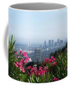 L.a. From Beverly Hills Coffee Mug