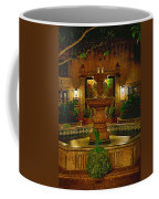 La Fuente At Tlaquepaque Coffee Mug