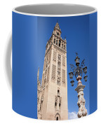 La Giralda Cathedral Tower In Seville Coffee Mug