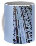 La Griffith Observatory Entrance Coffee Mug