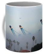 La Harbor Never Sleeps Coffee Mug