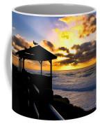 La Jolla At Sunset By Diana Sainz Coffee Mug by Diana Sainz