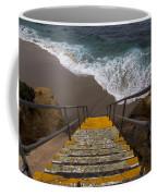 La Jolla Stairs 2 Coffee Mug