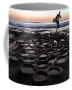 La Jolla Surf Session Part 2 Coffee Mug