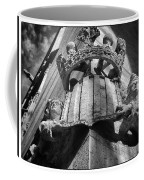 La Lonja Angels Black And White Coffee Mug