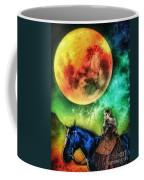 La Luna Coffee Mug by Mo T