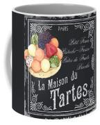 La Maison Du Tartes Coffee Mug by Debbie DeWitt