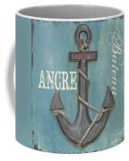 La Mer Ancre Coffee Mug