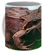 La Petite Grenouille Coffee Mug