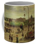 La Place De La Concorde Coffee Mug