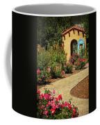 La Posada Gardens In Winslow Arizona Coffee Mug