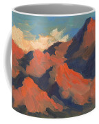 La Quinta Mountains Morning Coffee Mug