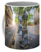 La Rambla Fountain  Coffee Mug