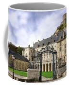La Roche Guyon Castle Coffee Mug by Olivier Le Queinec
