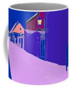 La Rue Rose Coffee Mug