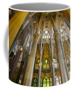 La Sagrada Familia Iv Coffee Mug