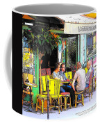 La Station Rambuteau Wine Drinkers Coffee Mug