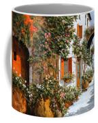 La Strada Al Sole Coffee Mug