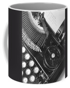 La Tecnica - The Typewriter Of Julio Coffee Mug