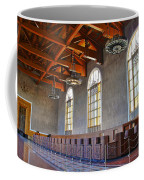 Los Angeles Union Station At Its 75th Anniversary Coffee Mug