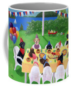 Labrador Party Coffee Mug