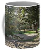 Labyrinth Retreat Coffee Mug