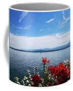 Lac Leman - Switzerland Coffee Mug