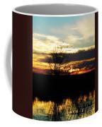 Lacassine Painted Sunset Coffee Mug
