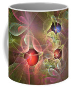 Lace And Pearls Coffee Mug