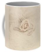 Lace And Promises Coffee Mug by Kim Hojnacki