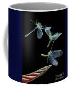 Lacewing Taking Off Coffee Mug