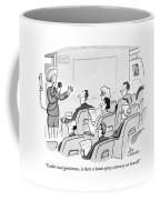 Ladies And Gentlemen Coffee Mug