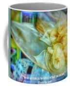Ladies Bonnet Quote  Coffee Mug