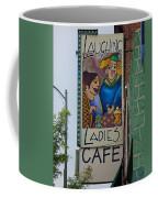 Ladies Cafe Coffee Mug