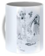 Ladies Dressing Table Coffee Mug