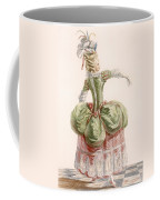 Ladies Evening Gown, Engraved By Dupin Coffee Mug