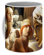 Ladies Of Rodeo Drive Coffee Mug by Chuck Staley