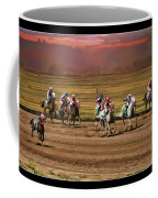 Ladies World Chapionship Ladies Cup Missing One Lady Coffee Mug by Blake Richards