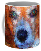 Lady 4 Coffee Mug