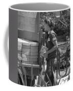 Lady Bricklayer Coffee Mug