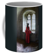 Lady By The Window Coffee Mug