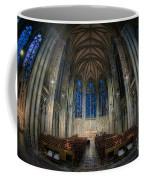 Lady Chapel At St Patrick's Catheral Coffee Mug