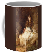 Lady Edith Amelia Ward Daughter Of The First Earl Of Dudley Coffee Mug