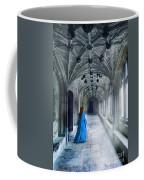 Lady In A Corridor Coffee Mug