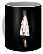 Lady In The White Coat Coffee Mug