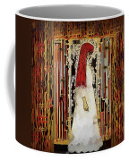 Lady In White Coffee Mug