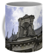 Lady Justice City Hall Cologne Germany Coffee Mug